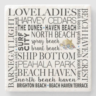 LBI Jersey Shore Coaster