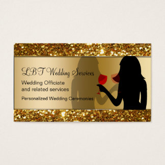 LBT Wedding Business Cards