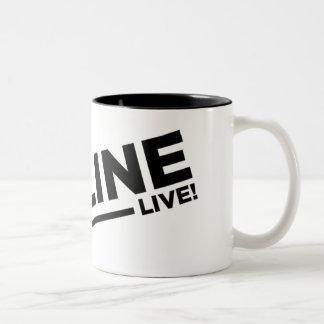 LC Online 11oz Two Tone Mug