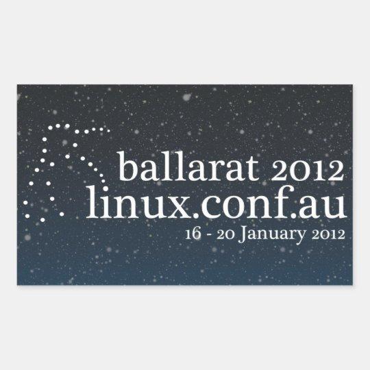 LCA2012 Sticker