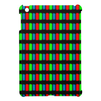 LCD mobile or computer screen micrograph Case For The iPad Mini