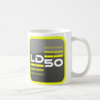 LD50 Icon / Prehiti Labs LLC Logo Coffee Mug