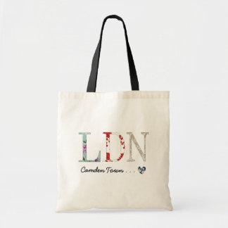 LDN: Camden Town Tote Bag