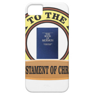 LDS BOM CASE FOR THE iPhone 5