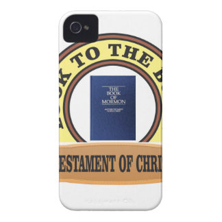 LDS BOM Case-Mate iPhone 4 CASES