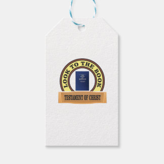 LDS BOM GIFT TAGS