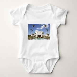 lds mesa arizona temple mormon picture baby bodysuit