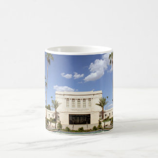 lds mesa arizona temple mormon picture coffee mug