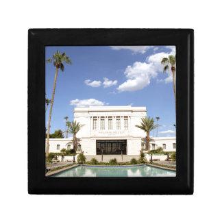 lds mesa arizona temple mormon picture gift box