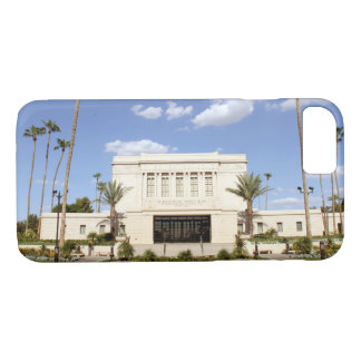 lds mesa arizona temple mormon picture iPhone 8/7 case