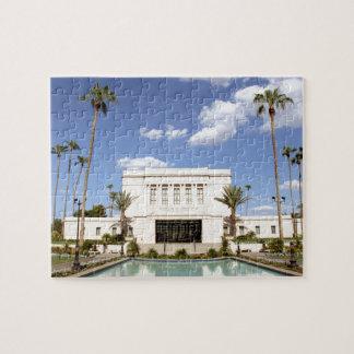 lds mesa arizona temple mormon picture jigsaw puzzle