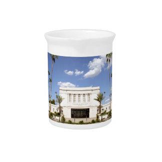 lds mesa arizona temple mormon picture pitcher
