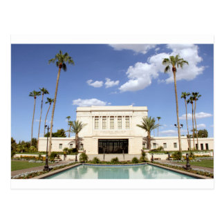 lds mesa arizona temple mormon picture postcard