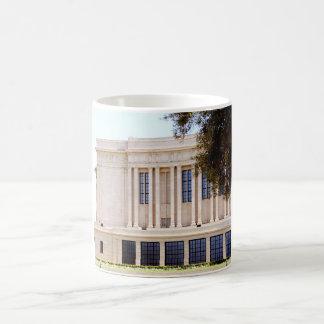 lds mormon mesa arizona temple picture coffee mug