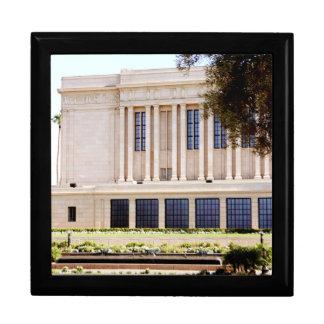 lds mormon mesa arizona temple picture gift box