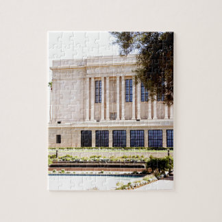 lds mormon mesa arizona temple picture jigsaw puzzle
