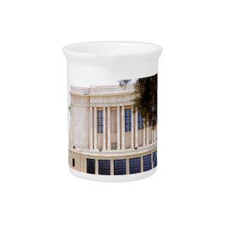 lds mormon mesa arizona temple picture pitcher