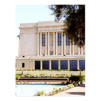lds mormon mesa arizona temple picture postcard
