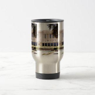 lds mormon mesa arizona temple picture travel mug