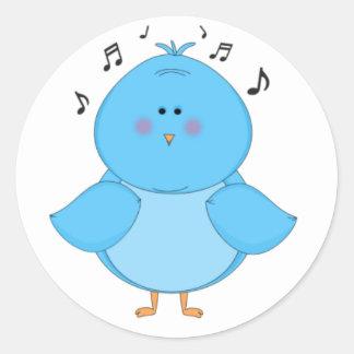 Lds Primary Stickers - Sonbird