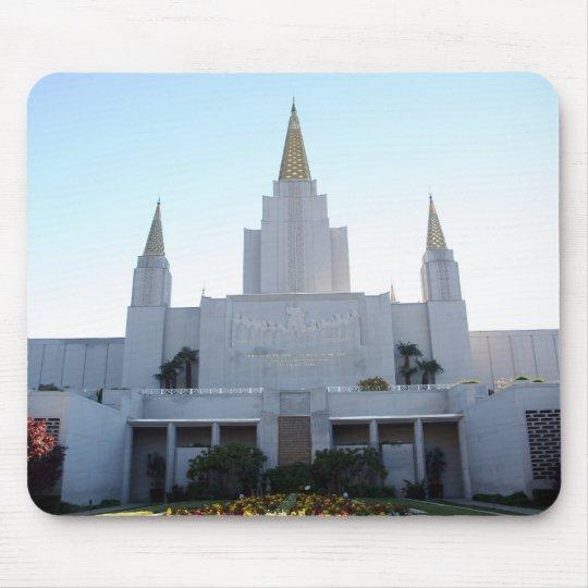 LDS Temple - Oakland, CA Mousepad