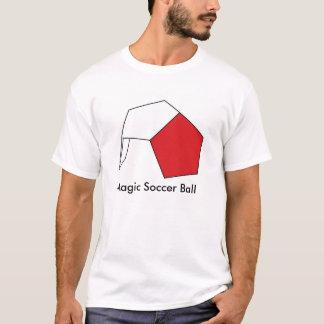 Le ballon de football magique t-shirt