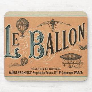 Le Ballon Rédaction et Bureaux Mouse Pad