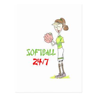 Le base-ball 2417 cartes postales
