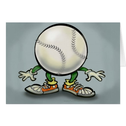 Le base-ball carte