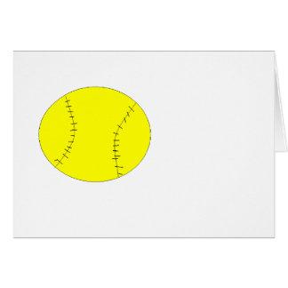 le base-ball cartes de vœux