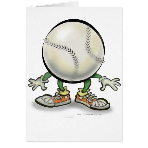 Le base-ball cartes
