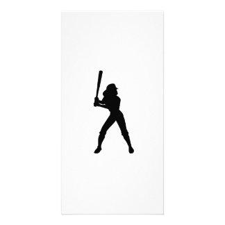 Le base-ball cartes avec photo