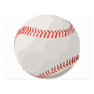 Le base-ball de base-ball folâtre des cadeaux de carte postale