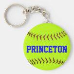 Le base-ball Keychain de Princeton