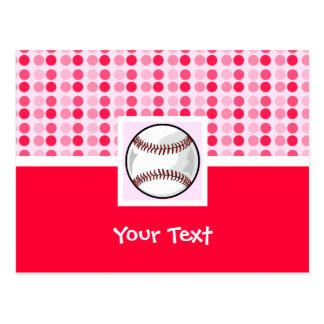 Le base-ball mignon