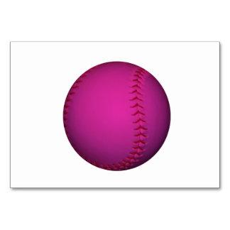 Le base-ball rose