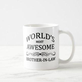 Le beau-frère le plus impressionnant du monde mug à café