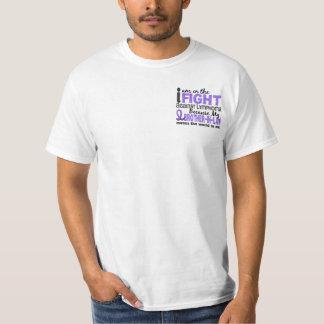 Le beau-frère signifie le monde à moi lymphome de t-shirt
