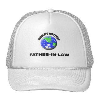 Le beau-père le plus chaud du monde casquette