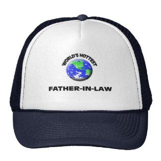 Le beau-père le plus chaud du monde casquettes