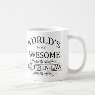 Le beau-père le plus impressionnant du monde tasses à café