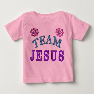 Le bébé chrétien de Jésus d'équipe vêtx en ligne T-shirt Pour Bébé