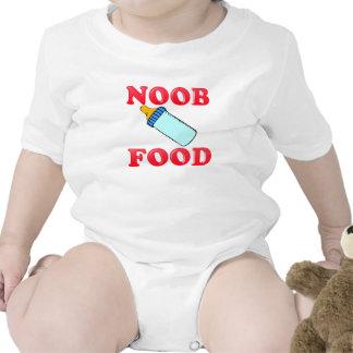Le bébé de geek cultivent - la nourriture de Noob Body