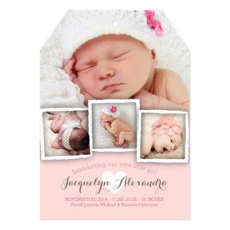 Le bébé moderne rêve le faire-part de naissance