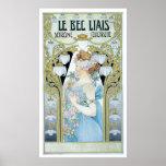 Le Bec Liais Dethrone l'Ectricite Print