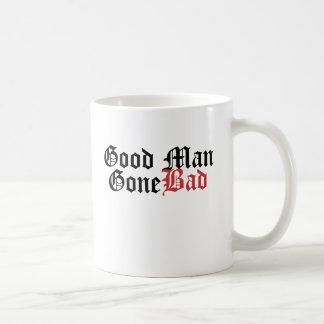 Le bon mauvais Homme-Allé Tasse À Café