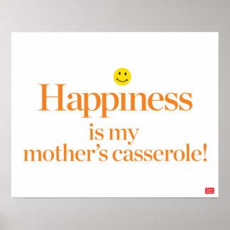 Le bonheur est la cocotte en terre de ma mère