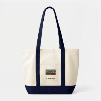 Le bonheur shopping bag