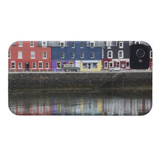 Le bord de mer, Tobermory, île de chauffent, Coque iPhone 4 Case-Mate