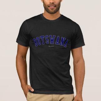 Le Botswana T-shirt